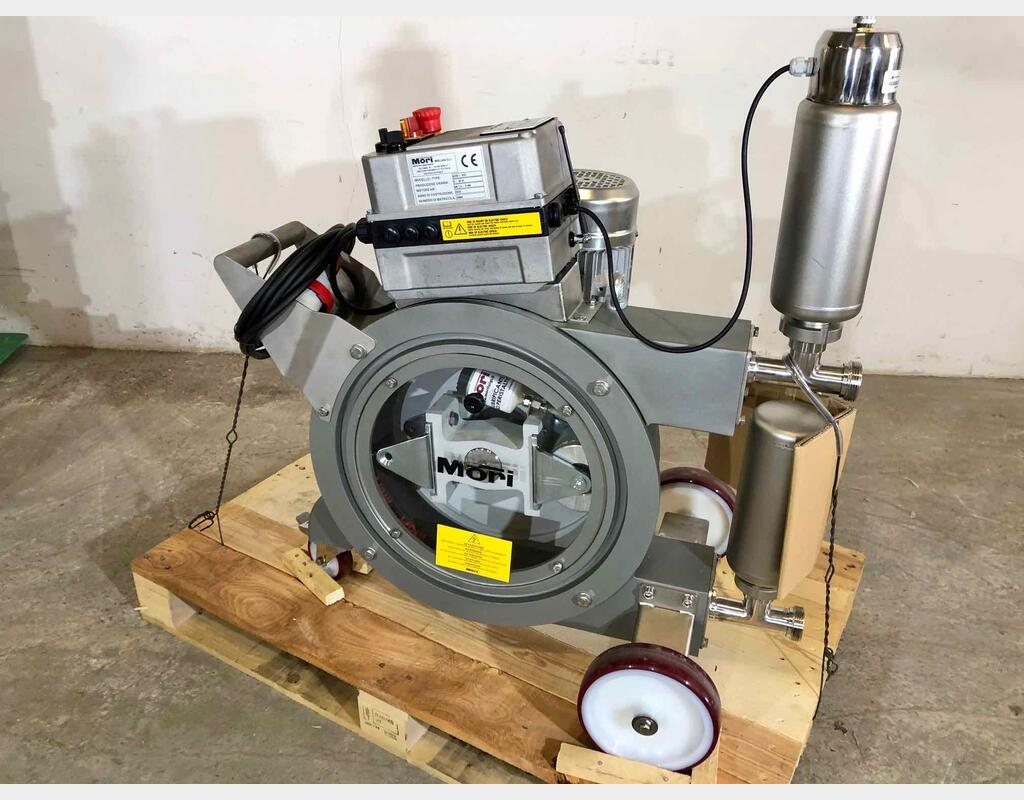Peristaltic pump - Model : AS50